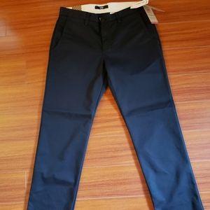 Vans Authentic Chino stretch pants black